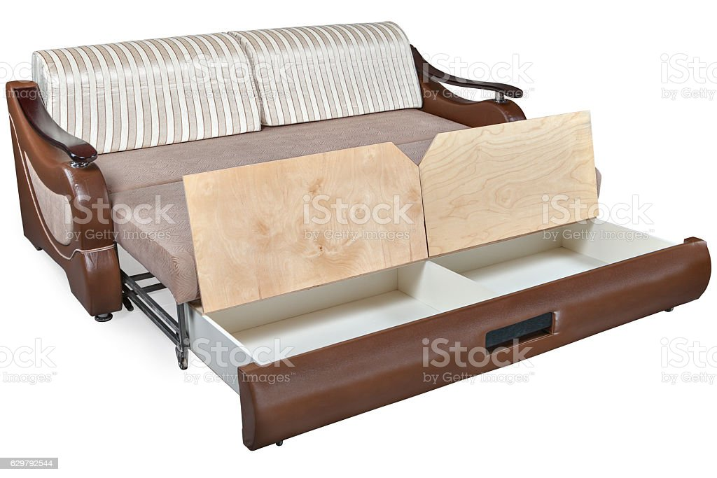 Transformer Bed Sofa Combination Furniture Stock Photo Download Image Now Istock