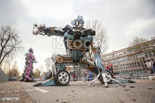 istock Transformers protecting Zagreb 518527764