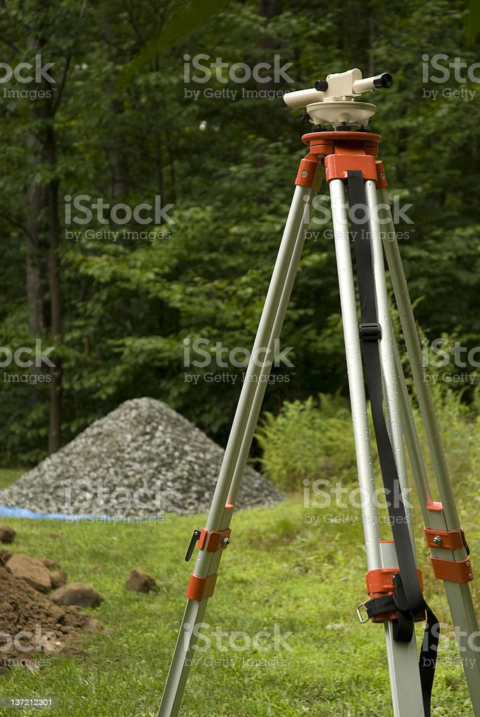 Transit for Construction royalty-free stock photo