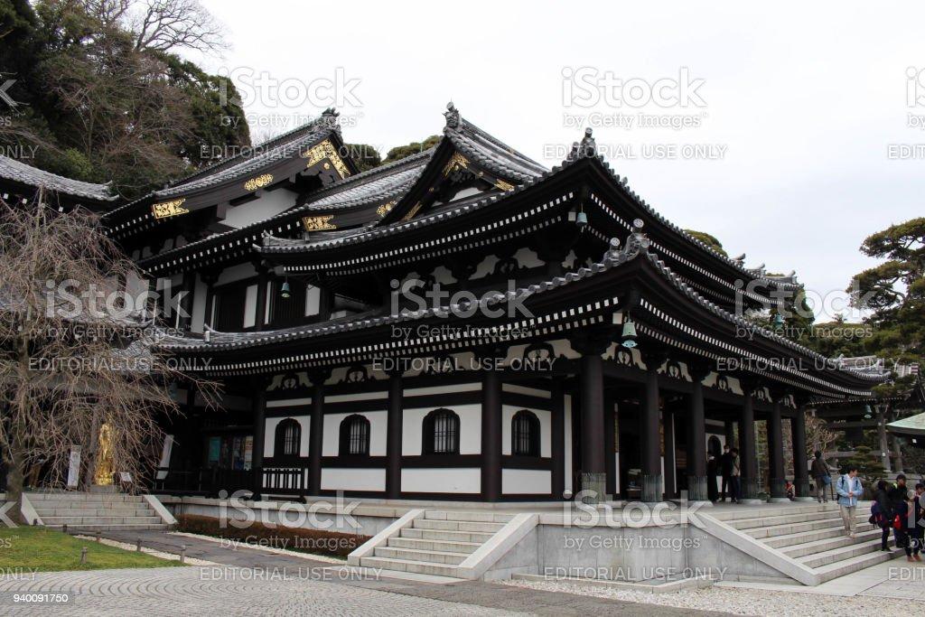 Traduccin hasedera o templo budista de hase kannon en kamakura traduccin hase dera o templo budista de hase kannon en kamakura foto de stock malvernweather Gallery