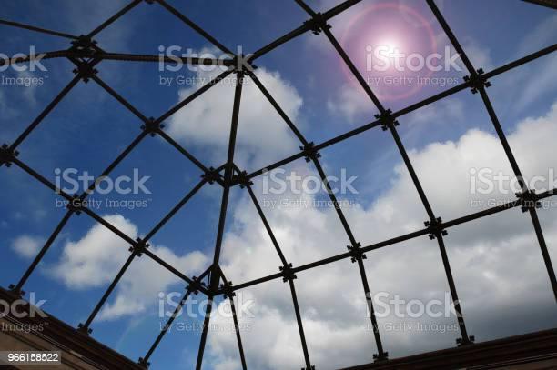 Прозрачный Стеклянный Эйлинг Веранды Внутри Вида — стоковые фотографии и другие картинки Архитектура