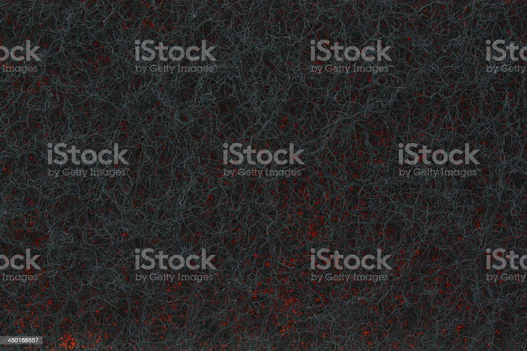 Translucent red color on dark background royalty-free stock photo