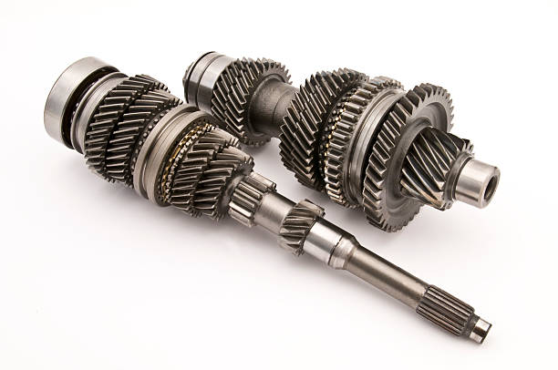 Transmission Gears stock photo