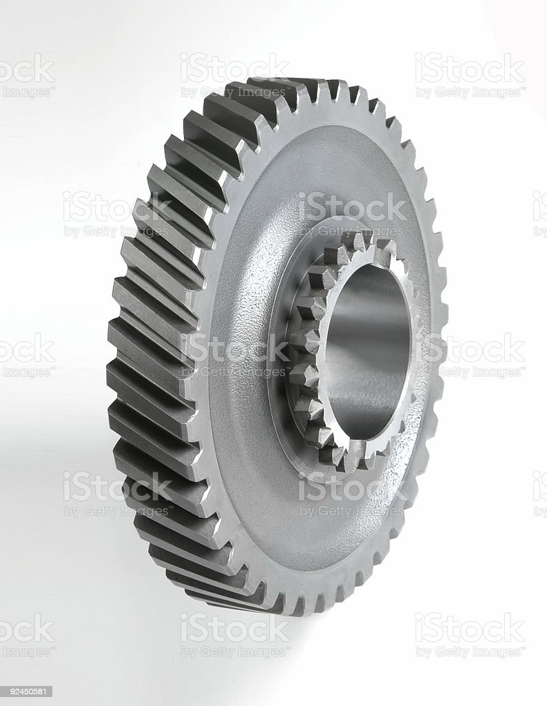 Transmission Gears * royalty-free stock photo