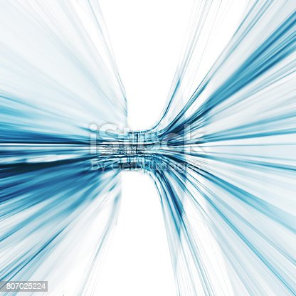 692868922 istock photo Transparent abstract 3d 807025224
