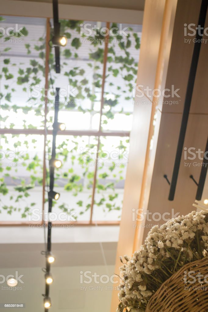 Transparent Glass Ceiling Of Hall foto de stock royalty-free