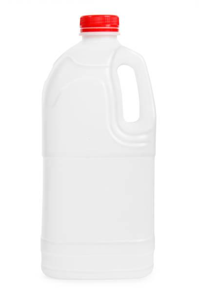 transparente Kunststoff-Gallone – Foto