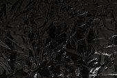 istock Transparent Plastic Wrap Background 1306117080