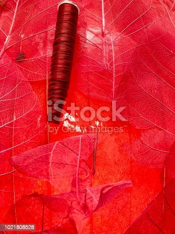 1155045999istockphoto Transparent red leaves 1021808528