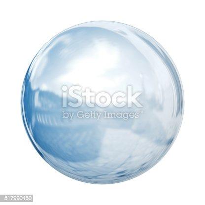 istock Transparent shpere 517990450
