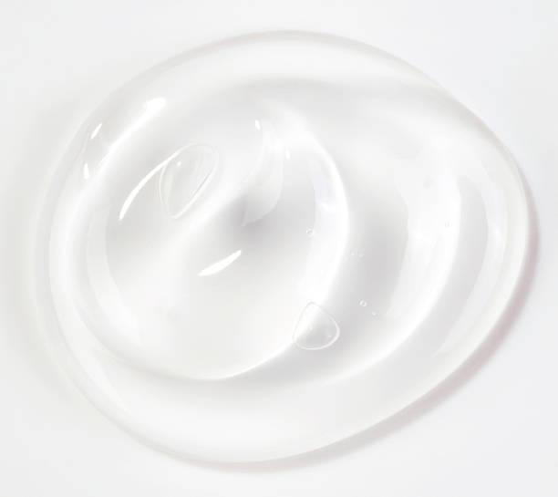transperent gel - gel per capelli foto e immagini stock