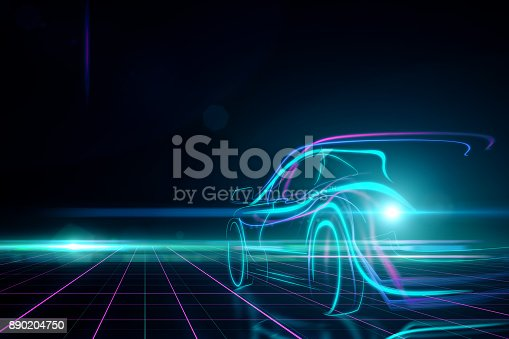 istock Transport and design concept 890204750