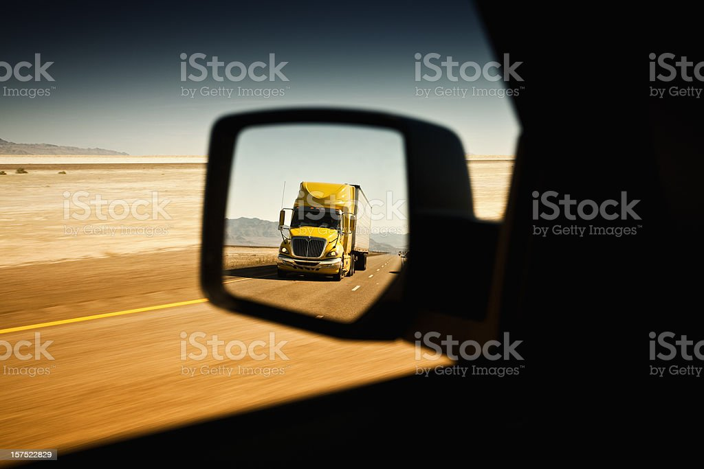 Transport freight truck royalty-free stock photo