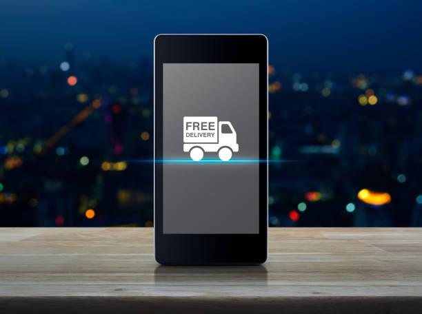 transport-business-konzept - iphone gratis stock-fotos und bilder