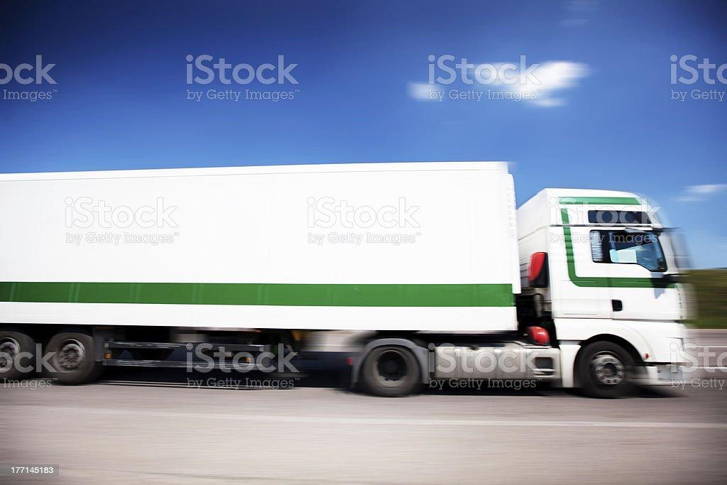 Transportation logistic royalty-free stock photo