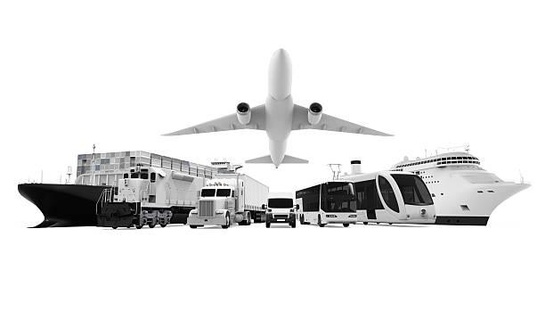 Transportation Vehicles stock photo