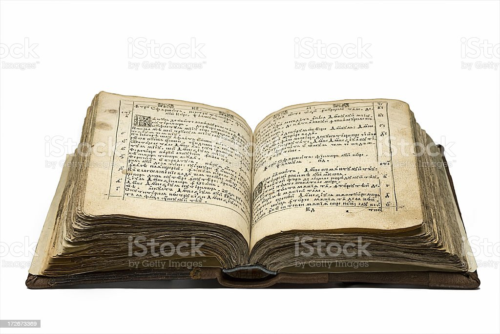 transylvanian book royalty-free stock photo