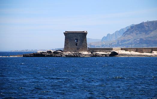 Trapani Sicilien-foton och fler bilder på Arkitektur