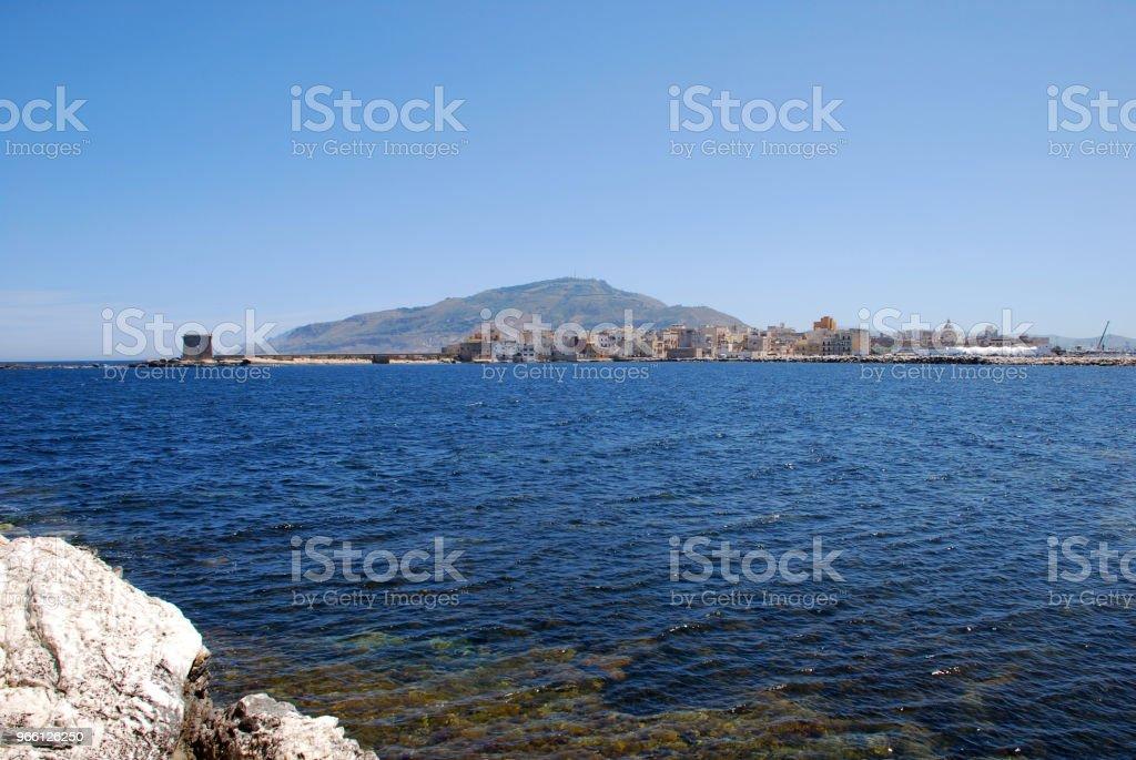 Trapani Sicilia - Стоковые фото Без людей роялти-фри