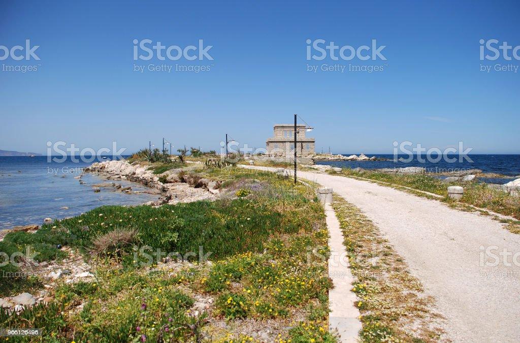 Trapani Sicilia - Foto de stock de Aire libre libre de derechos