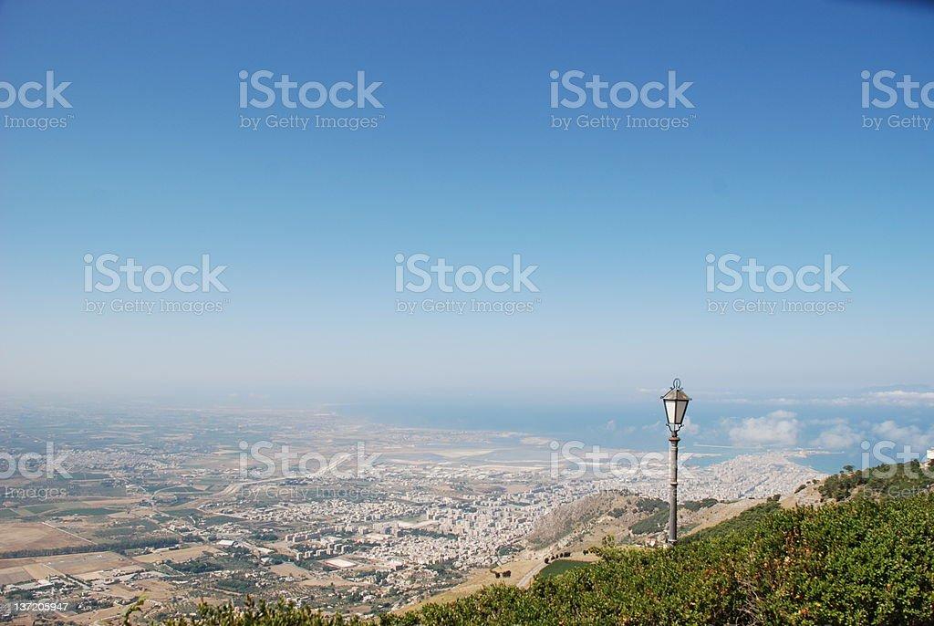 Trapani, Sicily, Italy stock photo