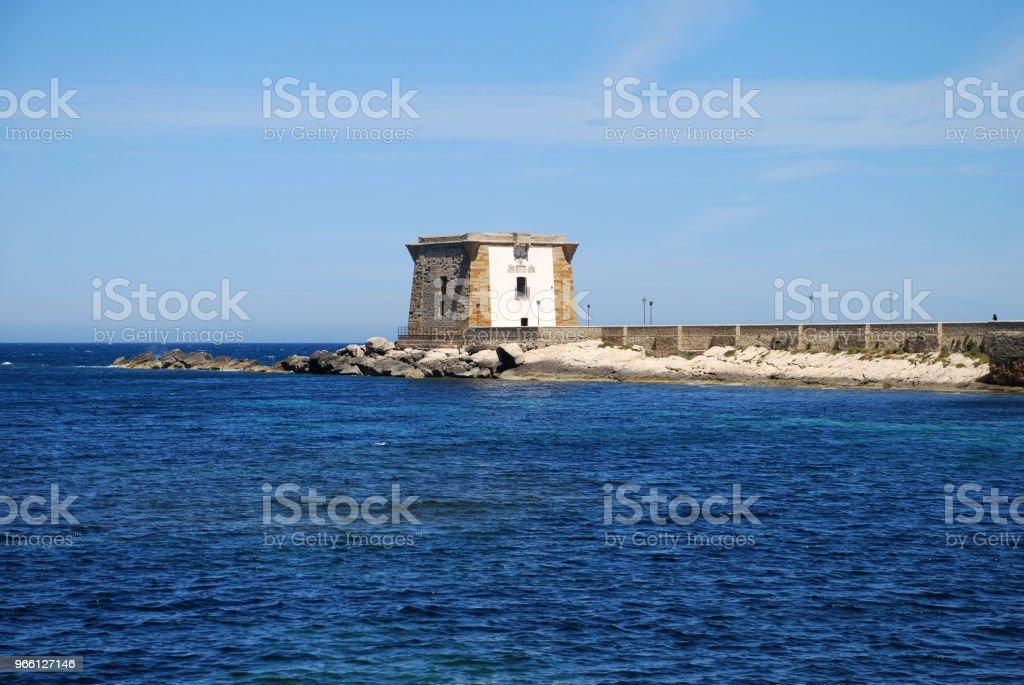 Trapani Sicilia - Foto stock royalty-free di Ambientazione esterna
