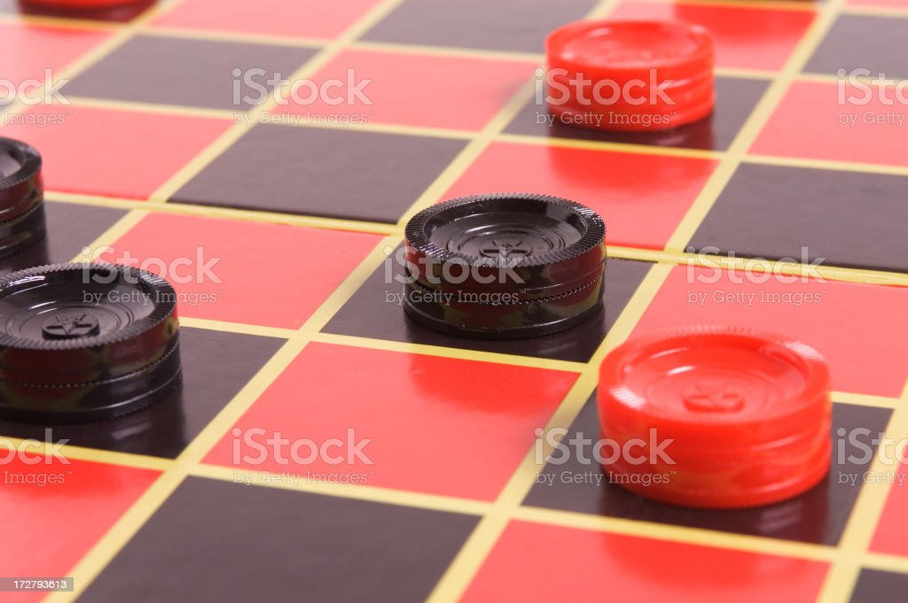 Trapped royalty-free stock photo