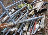 istock Trash pile 467754560