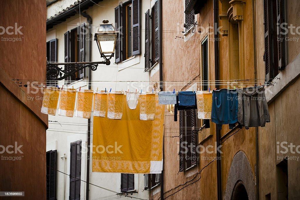 Trastevere royalty-free stock photo