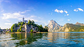 istock Traunsee lake in Alps -Salzburg, Salzburger Land 1157765623