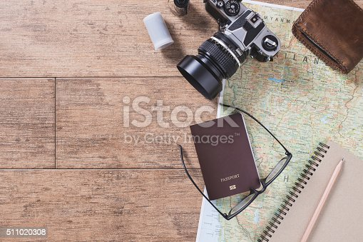 istock travel accessories 511020308