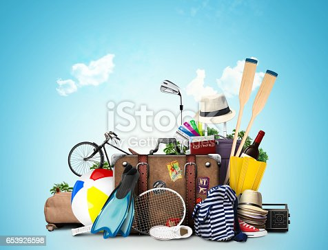 istock Travel and tourism 653926598
