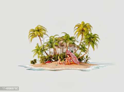 istock Travel and vacation concept 1148969792