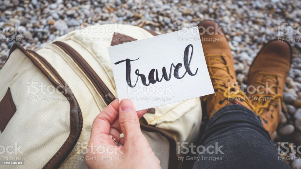 travel and weekend royalty-free stock photo