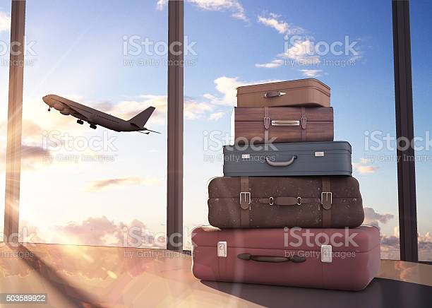 Travel Bags Stock Photo - Download Image Now