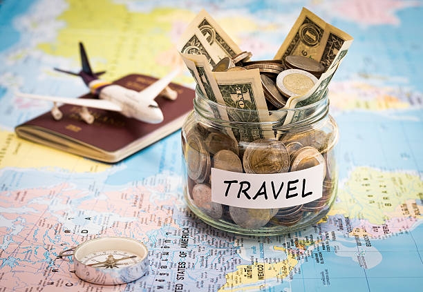 922 Vacation Fund Jar Stock Photos, Pictures & Royalty-Free Images - iStock
