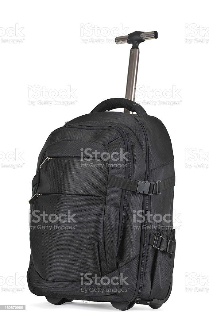 Travel case stock photo