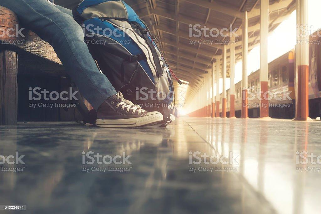 Travel concept. stock photo