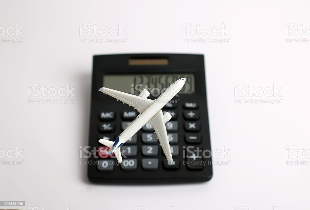 Travel Cost stock photo