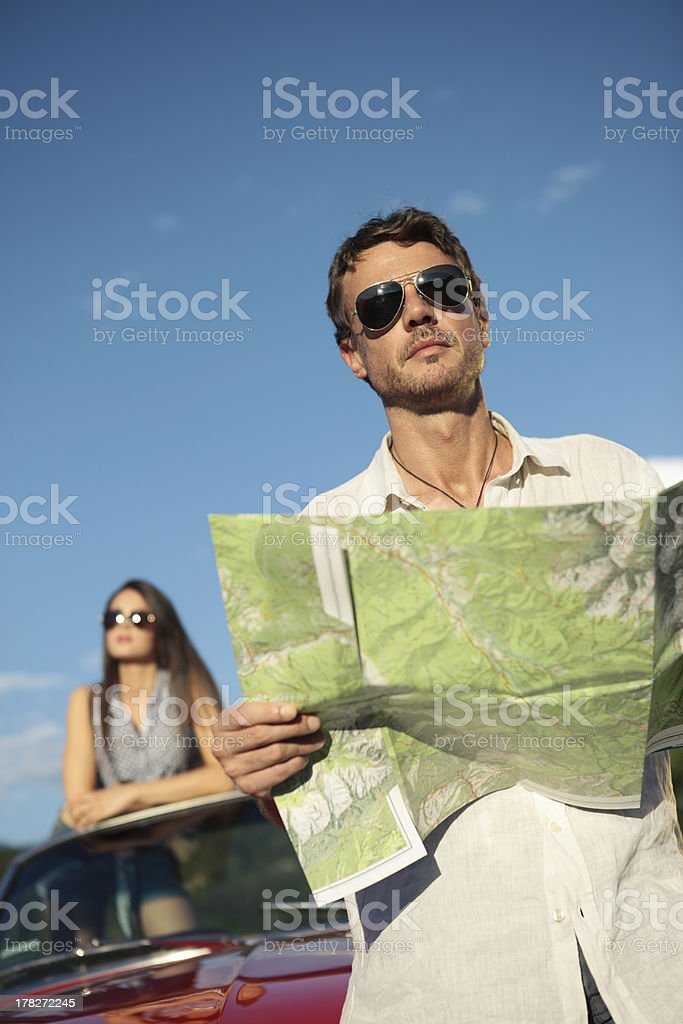 Travel destination royalty-free stock photo
