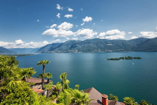 Reiseziel Tessin in der Schweiz – Foto