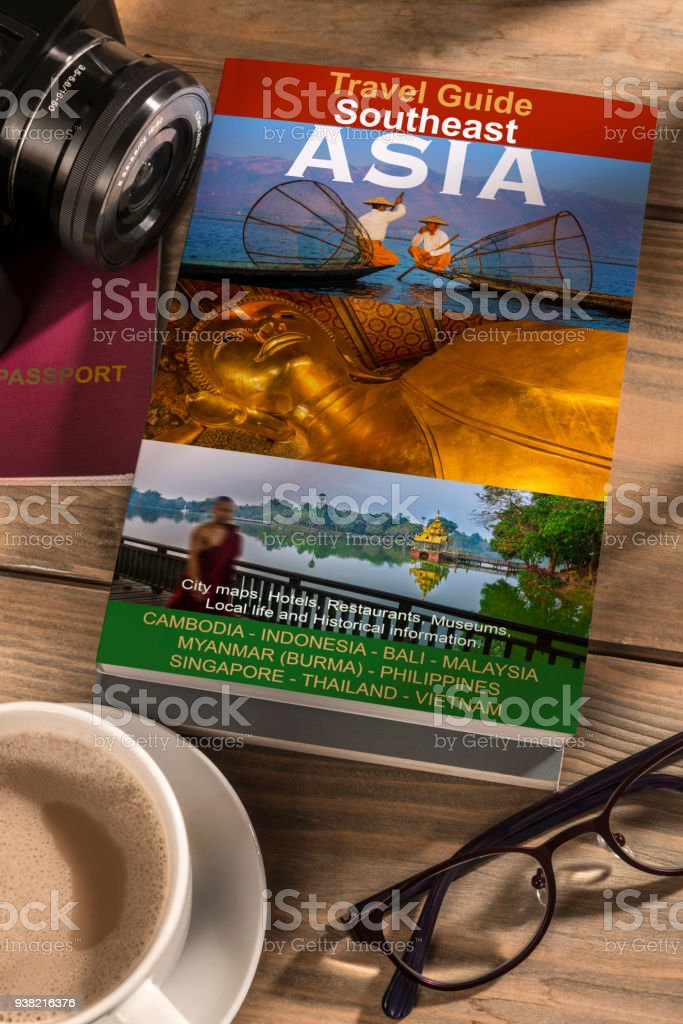 Travel Guide Southeast Asia Stock Photo Download Image Now