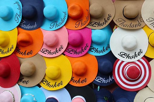 Foto de Chapéu De Viagem Tailândia e mais fotos de stock de Adulto