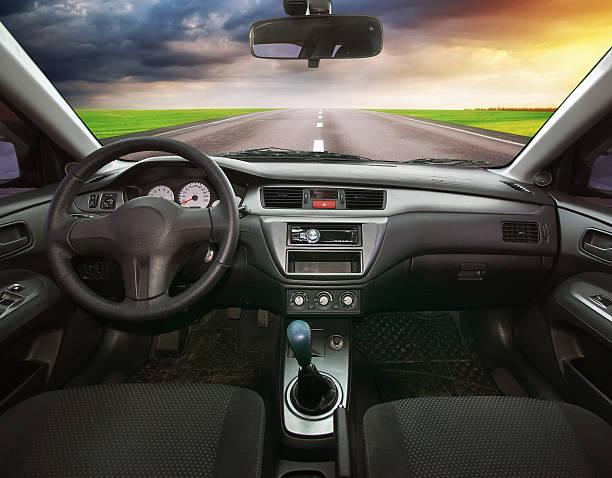 Viagem de carro. - foto de acervo