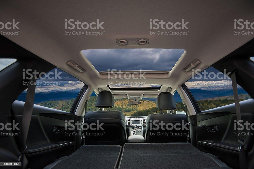 Reisen Sie mit dem Auto – Foto