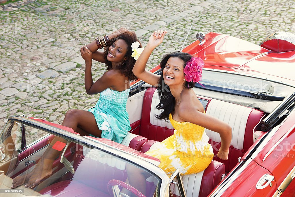 Travel in Cuba royalty-free stock photo