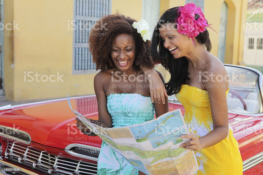 Travel in Cuba stock photo