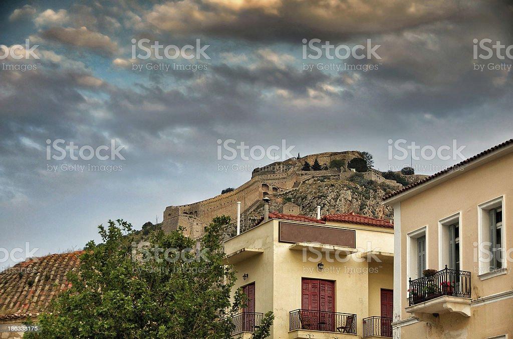 Travel in Greece stock photo