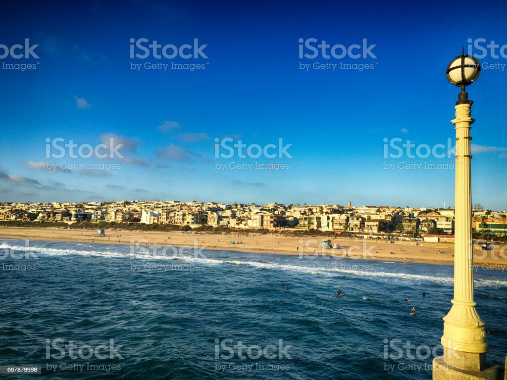 Travel in San Diego royalty-free stock photo