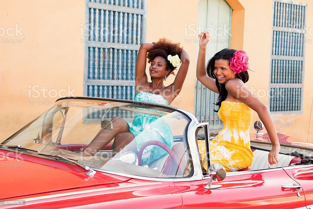 Travel in Trinidad, Cuba stock photo